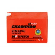 Champion GT4B-5 gel 12V 2.3Ah R+