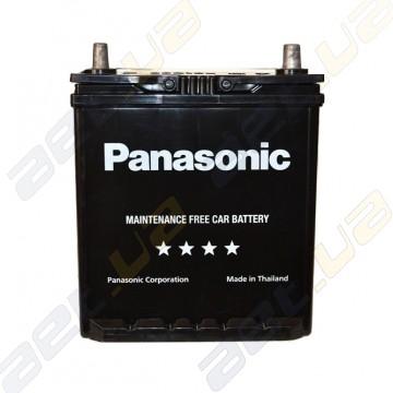 Panasonic (38B19L-B) 35Ah JR+ 400A тонкая клемма