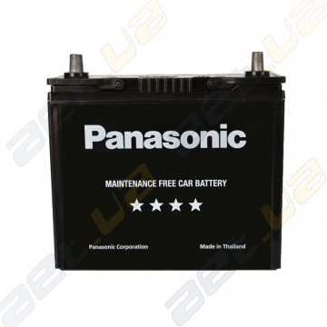 Аккумулятор Panasonic (55B24R-FH) 45Аh JL+ 469A тонкая клемма