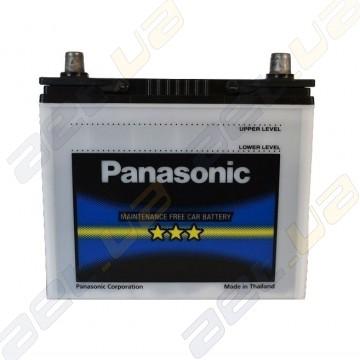 Аккумулятор Panasonic (46B24LS-FS) 45Ah JR+ 439A