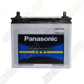 Аккумулятор Panasonic (55B24R-FS) 45Аh JL+ 469A тонкая клемма