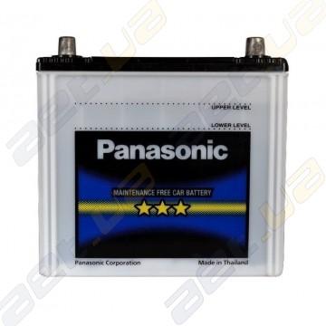 Аккумулятор Panasonic (55D23L-FS) 60Аh JR+ 478A (EN)
