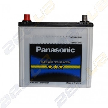 Аккумулятор Panasonic (55D23R-FS) 60Аh JL+ 478A