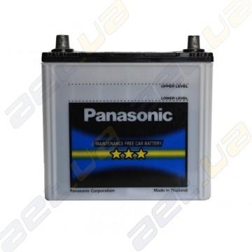 Аккумулятор Panasonic (75D23R-FS) 65Аh JL+ 533A