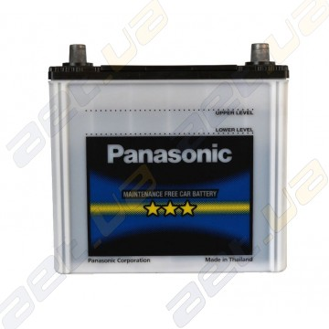 Аккумулятор Panasonic (75D23L-FS) 65Аh JR+ 533A