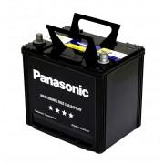 Panasonic (75D23L-FHB) 65Ah JR+ 533A с бортом