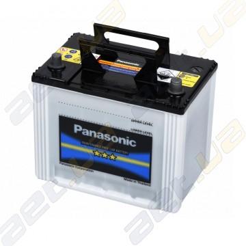 Аккумулятор Panasonic (N-80D26L-BB) 70Ah JR+ 595A (EN) с бортом