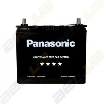 Аккумулятор Panasonic (55B24L-FH) 45Аh JR+ 469A тонкая клемма
