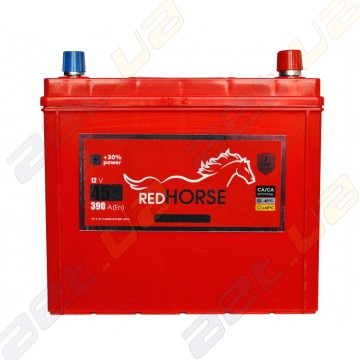 Аккумулятор Red Horse Professional Asia  45Ah JR+ 390A