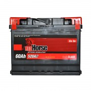 RedHorse 60Ah R+ 520A