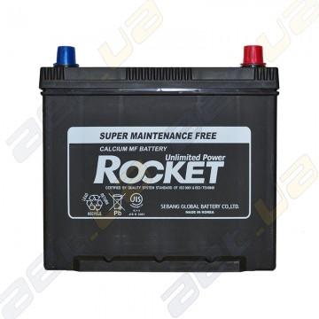 Аккумулятор Rocket 75В24LS 55Ah JR+ 470A