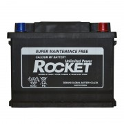 Rocket SMF56219 62Ah R+ 510A