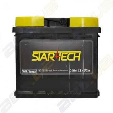 Аккумулятор Startech 55Ah R+ 550A
