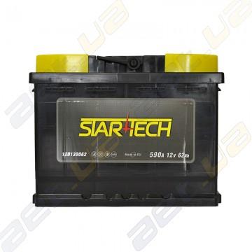 Аккумулятор Startech 62Ah R+ 590A