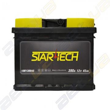 Аккумулятор Startech 45Ah R+ 390A (низкобазовый)