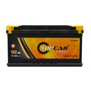 TOP CAR Profi 100Ah R+ 850A