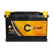 TOP CAR Profi 74Ah R+ 720A