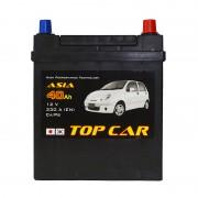 TOP CAR Asia 40Ah JR+ 330A (тонкая клемма)