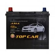 TOP CAR Asia 45Ah JL+ 360A