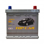 TOP CAR Asia 55Ah JR+ 500A