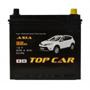 TOP CAR Asia 65Ah JR+ 600A