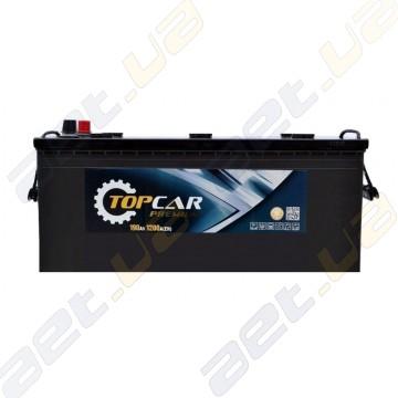Грузовой аккумулятор TOP CAR Premium 190Ah L+ 1200A