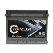 TOP CAR Premium 65Ah R+ 640A