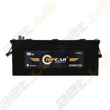 Вантажний акумулятор TOP CAR Expert 190Ah L+ 950A
