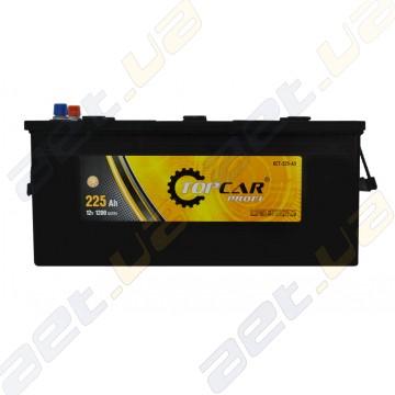 Грузовой аккумулятор TOP CAR 225Ah L+ 1200A