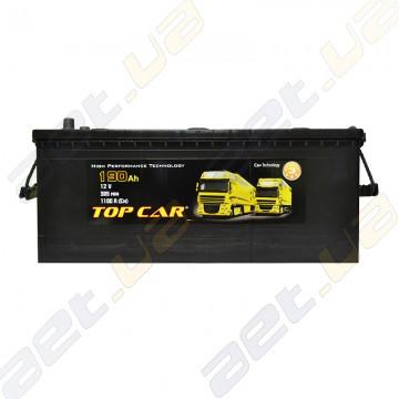 Аккумулятор TOP CAR 6СТ 190Ah L+ 1100A