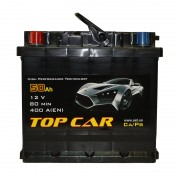 TOP CAR 50Ah L+ 400A