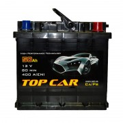 TOP CAR 50Ah R+ 400A