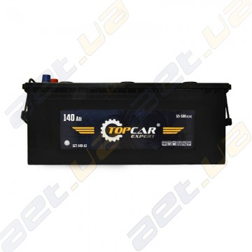 Грузовой аккумулятор TOP CAR Expert 140Ah L+ 680A