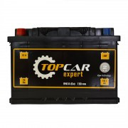 TOP CAR Expert 75Ah L+ 540A