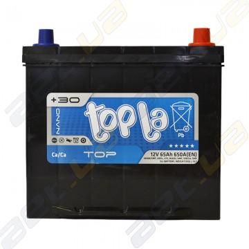 Аккумулятор Topla TOP 65Ah JR+ 650A (EN)