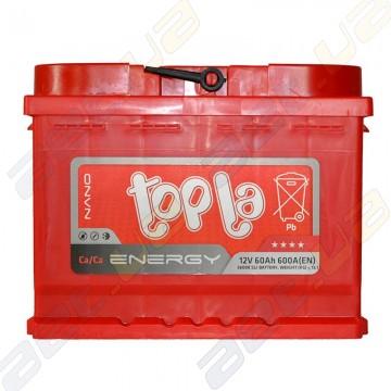 Аккумулятор Topla Energy 60Ah L+ 600A