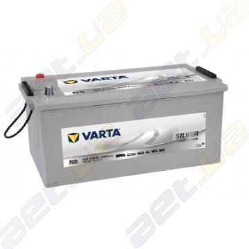 Грузовой аккумулятор Varta Promotive Silver  725 103 115 (N9) 225Ah L+ 1150A