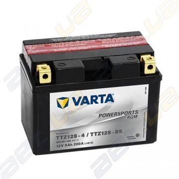 Мото акумулятор Varta PS AGM (TTZ12S-BS) 12V 9Ah 200A L+