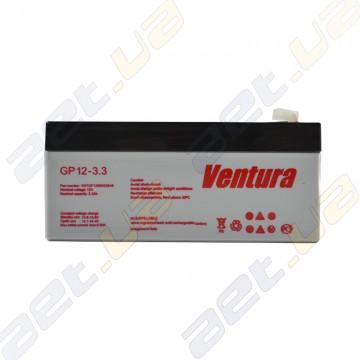 Аккумулятор Ventura GP 12v 3.3Ah