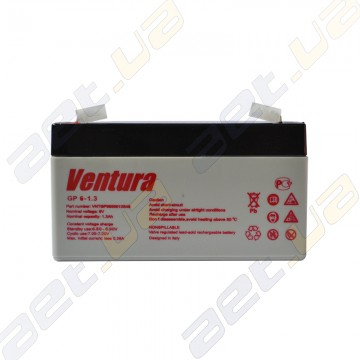 Аккумулятор Ventura GP 6v 1.3Ah