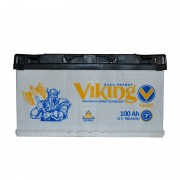 Viking Gold 100Ah R+ 950A