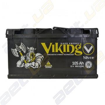Аккумулятор Viking Silver 105Ah R+ 950A