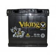 Viking Silver 50Ah L+ 450A