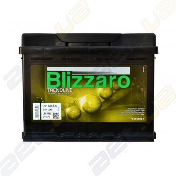 Аккумулятор Blizzaro Trendline 60Ah L+ 540A