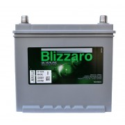 Blizzaro Silverline Asia 68ah JR+ 600A