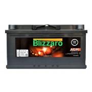 Blizzaro AGM Start&Stop 92Ah R+ 850A
