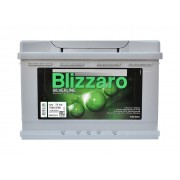 Blizzaro Silverline 75Ah R+ 700A