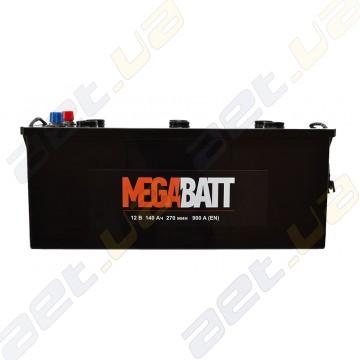 Аккумулятор MegaBatt 140Ah L+ 900А