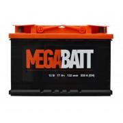 MegaBatt 77Ah R+ 550A
