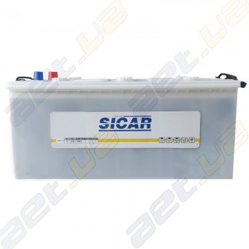 Грузовой аккумулятор Sicar 230Ah L+ 1500A